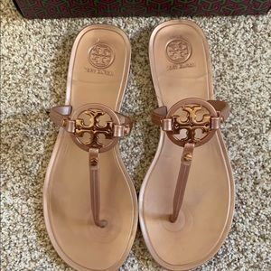 Tory Burch Miller Jelly Sandal